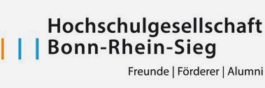 Logo Hochschulgesellschaft Bonn-Rhein-Sieg