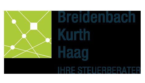 Breidenbach Kurth Haag Steuerberater Partnerschaftsgesellschaft mbB