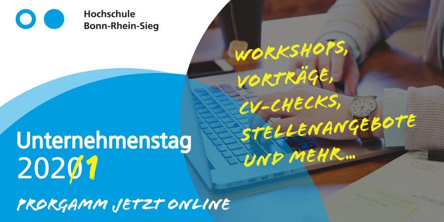 Messeprogramm Unternehmenstag Digital